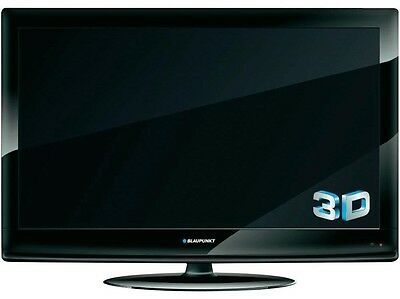 "Blaupunkt 42"" 3D Full HD 1080p LED TV Freeview USB + 4 Pairs of 3D Glasses"