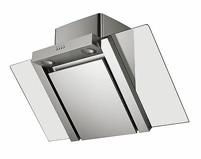 MILLAR KH901V-AS 90cm Stainless Steel Angled Kitchen Extractor Hood