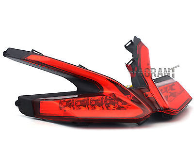 For Ducati 899 959 1199 1299 Panigale LED Tail Light Turn Signals Blinker