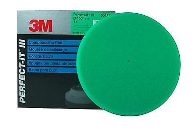 1 x 3M - Perfect-it III Mousse de polissage Eponge de polissage d 150 mm 50487
