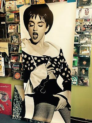 MADONNA 6 foot Vinyl Immaculate Collection Herb Ritts Justify my Love Vogue