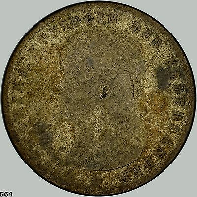 1897 Netherlands 25 Cents KM# 115,Tough Coin
