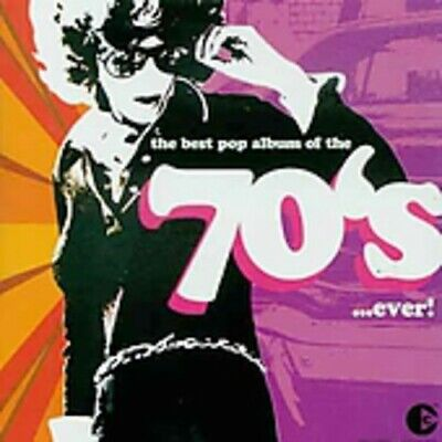 Various Artists - Best Pop Album of the 70's Ever / Various [New CD] Canada - Im