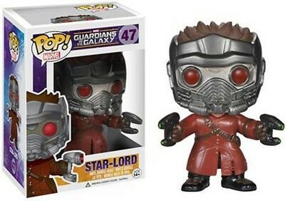 Guardians Of The Galaxy - Star Lord - Funko Pop! Marvel (2014, Toy New)