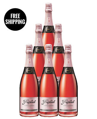 Freixenet Rose Brut Nv (6 Bottles)