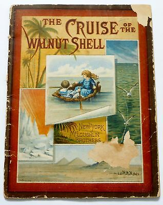 The Cruise Of The Walnut Shell 1882