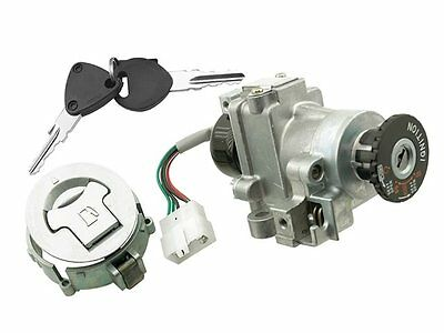 Kymco Movie XL125cc Ignition Barrel Switch & Petrol Cap Lock Set