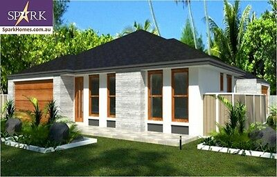 Duplex Kit Home -  295, 6 Bedrooms - Size 305.1m2, Pre-Fab Homes, Engineered