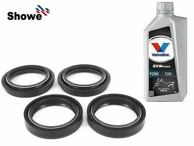 Honda CBR RR 900 1995 Fork Oil & Dust Seal Kit - With Oil