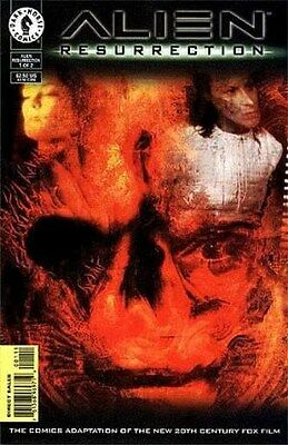 "Comic Dark Horse ""Alien Resurrection'' #1 1997 NM"