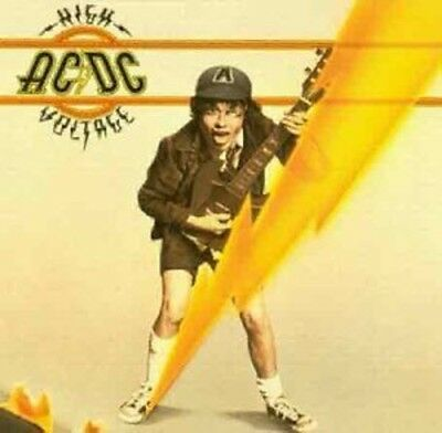 AC/DC - High Voltage [New Vinyl] Holland - Import