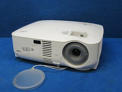 Nec Model VT590 Portable Multimedia LCD Projector with Working Lamp
