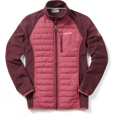 Craghoppers C65 Hybrid Fleece Jacket
