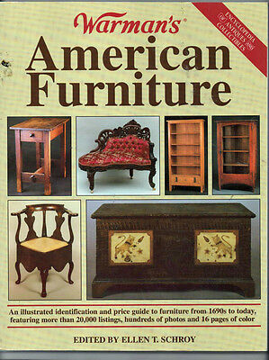 Warman's American Furniture from 1690's to Today