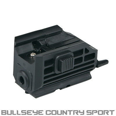 Strike Systems Universal Laser Fits 20mm Ris Rails Ideal For Side Arms Airsoft