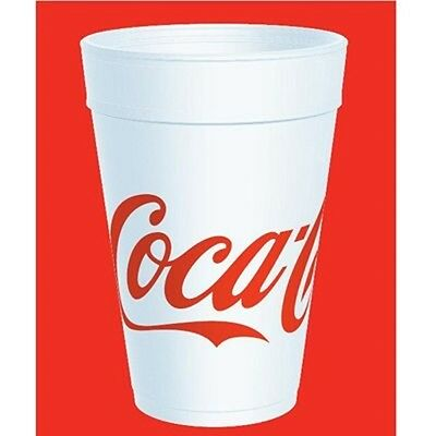DCC32TJ32 - Drink Foam Cups, 32 Oz, White
