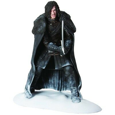 "Game Of Thrones Jon Snow Figure - Official Licensed 8"" Inch Merchandise"