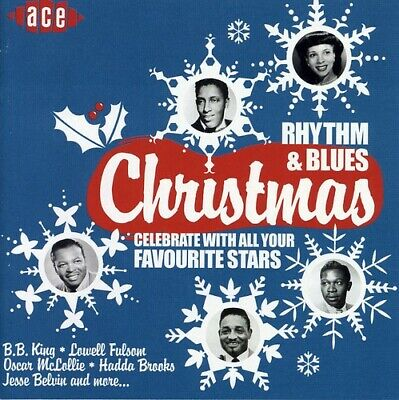 Various Artists - Rhythm and Blues Christmas [New CD] UK - Import