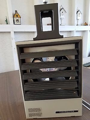 TPI 5100 series Electric Garage Heaters - 4 Clean New All or 1