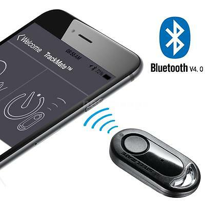 Steelmate i880 Bluetooth 2-way Car Alarm System GPS Tracking for IOS phone D6Z5