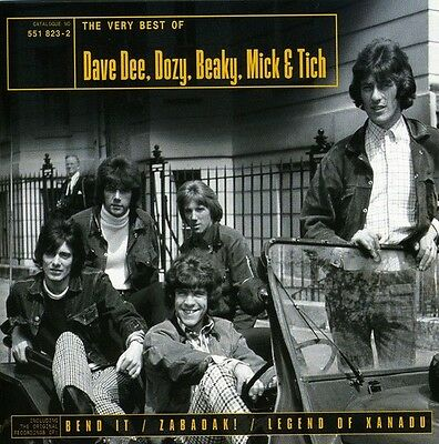 Dave Dee, Dozy, Beak - The Very Best of Dave Dee, Dozy, Beaky, Mick & Tich [New