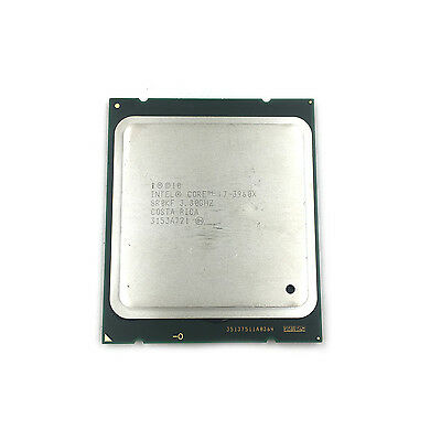 Intel Core I7-3960X 3.3GHz 6C 15Mb 5GT//s 130W 32nm LGA2011 CPU Processor