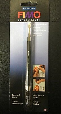 Staedtler Fimo Professional- Drill and Smoothing Tool -Double Ended