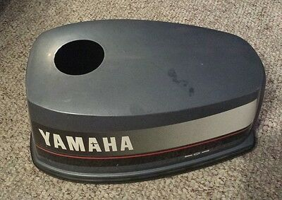 Yamaha Outboard  4 Hp  Top Cowl