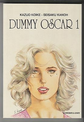 Dummy Oscar Nr. 1 Softcover Paperback Comic von Koike / Kanoh in Topzustand !!!