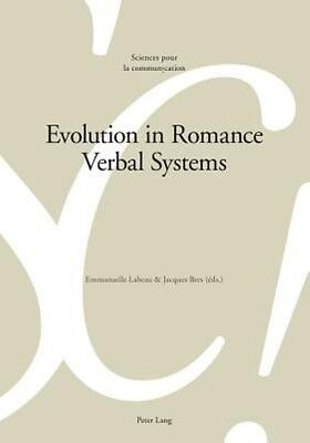 Evolution in Romance Verbal Systems by Paperback Book (English)