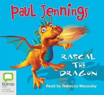 Rascal The Dragon by Paul Jennings Compact Disc Book