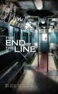 End of the Line by Jonathan Oliver Paperback Book