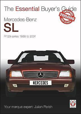 Mercedes-Benz SL R129-Series 1989 to 2001 by Julian Parish (English) Paperback B