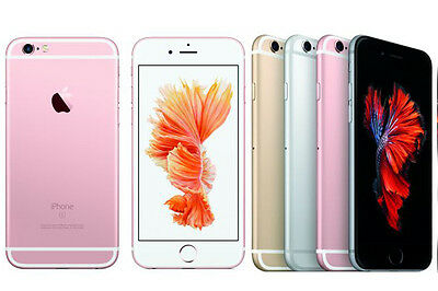 Apple iPhone 6s Plus 16GB 64GB 128GB (Factory Unlocked) 4G LTE Smartphone
