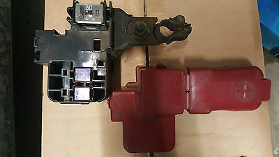 SUZUKI EZ SWIFT / SPORT RS415 RS416 Main Fuse / Battery Clamp 02/2005-2/2011