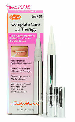 SALLY HANSEN Complete Care Lip Therapy #6639-01 TRIPLE ACTION TREATMENT
