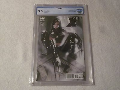 X-23 1 Dell'otto Variant Cbcs (Cgc) 9.8 Extreme High Grade!!!