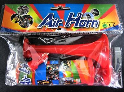 Hand Held Pump AIR HORN Loud Party Novelty Sport Soccer Football Supporter Small