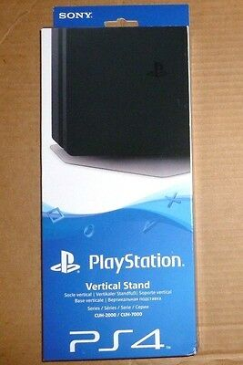 Official PS4 Pro Stand Playstation 4 Pro Sony PS4 Slim Stand