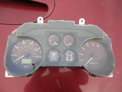 Mitsubishi Shogun Pajero 3.2 Did Speedo Instrument Cluster Mr402539 1999 - 2006