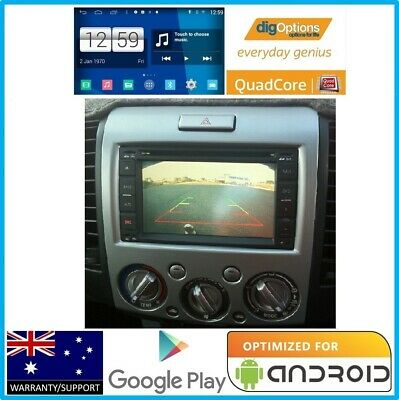 !GPS For 2006-11 Mazda BT-50/Ford Ranger  Bluetooth Car DVD Navigation Stereo HD