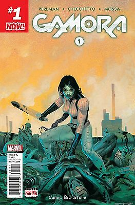 Gamora #1 (2016) 1St Printing Bagged & Boarded Marvel Now