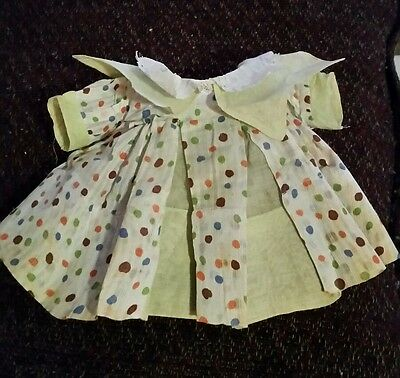 Antique Vintage 30's Composition suitable  Shirley Temple or patsy doll 16 in