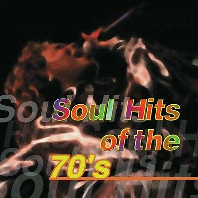 Various Artists - Soul Hits of the 70's [New CD]