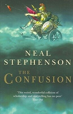 The Confusion by Neal Stephenson Paperback Book