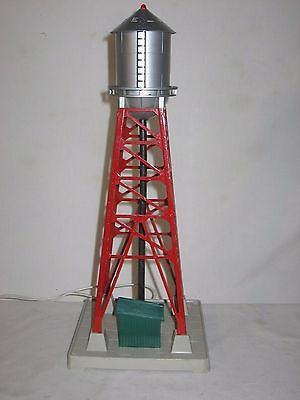 Lionel Original #193 Industrial Water Tower w/ Flashing Beacon (O/027) 1953-55