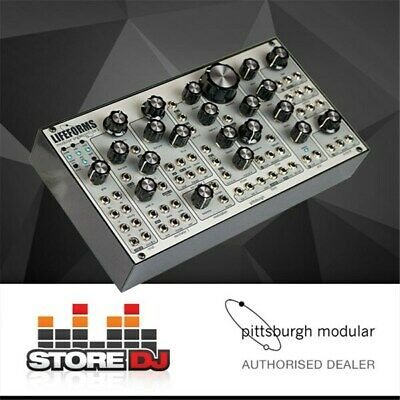 Pittsburgh Modular Blackbox Desktop Analog Modular Synth