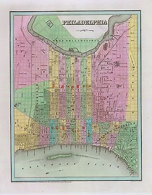335 maps PENNSYLVANIA state lot GENEALOGY history antique atlas panoramic county