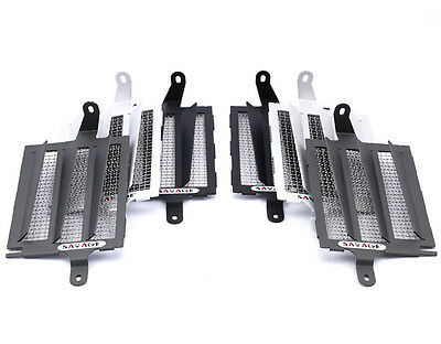 Radiator Grille Guard Cover Protector For BMW R1200GS LC 2013-2016/ADV 2014-2016