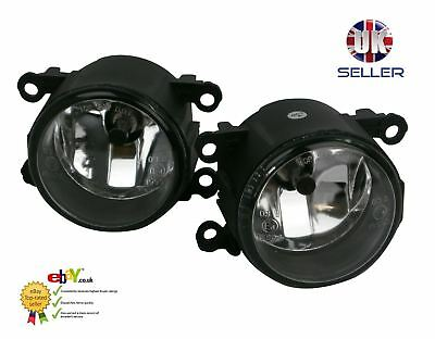 Ford C-Max,Fiesta,Focus,Transit,Connect Front Fog Light Lamp Pair Left & Right